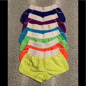 Cute swim shorts.